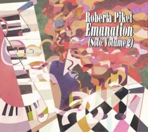 Roberta Piket - Emanation - Cover