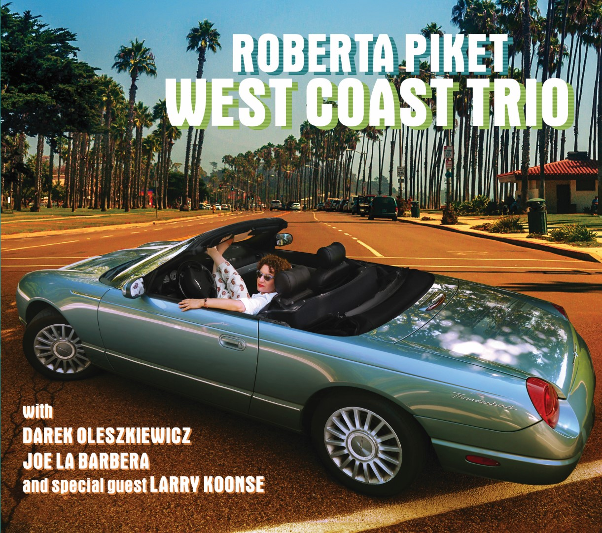 Roberta Piket West Coast Trio Cover
