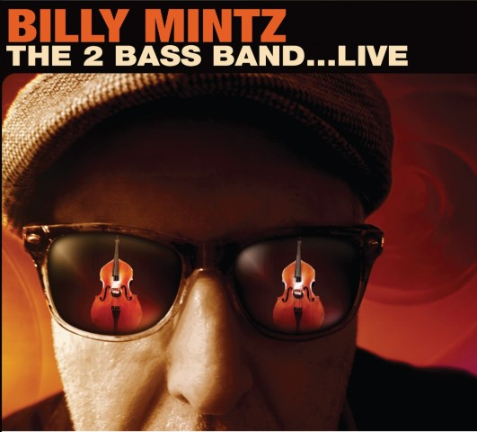 2 Bass Band Live CD cover